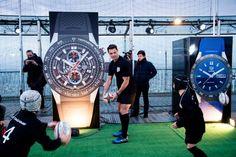 Rugby Player Dan Carter, TAG HEUER Ambassador http://timeby.date/rugby-player-dan-carter-tag-heuer-ambassador/ #watchaddict #luxury #watchporn #watchmania #watchnerd #instawatch #horology #watchesofinstagram #dailywatch #luxurywatch #montre #swisswatch #s
