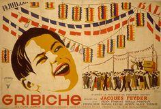 "Movie Poster of the Week: ""Metropolis"" and the posters of Boris Bilinsky on Notebook | MUBI"