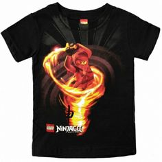 Lego Ninjago Kai Master of Fire Kids T Shirt - ON SALE - only $8 at #kiditude