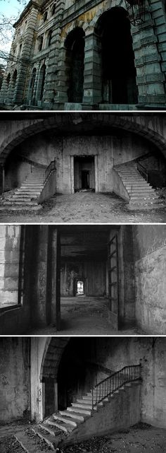 abandoned hotel lebanon 8 Creepy Abandoned Hospitals, Hotels and Schools
