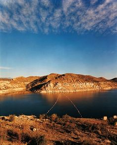 Elephant Butte, near Truth or Consequences, New Mexico