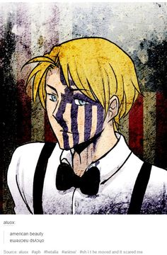 Hetalia and Fall Out Boy. <<< I can never get enough of these crossovers Spamano, Usuk, Assassin, Latin Hetalia, Hetalia America, All Meme, Hetalia Characters, American Psycho, Hetalia Axis Powers