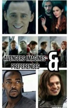 Avengers Imagines & Preferences - 2