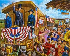 Mr. Lincoln Goes to Washington by Lee Dubin