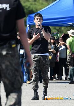 [News] Kim Jaejoong looks handsome even in military uniform http://www.newsen.com/news_view.php?uid=201510021219082710 …
