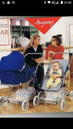 Baby Doll Strollers, Pram Stroller, Vintage Pram, Retro Vintage, Best Prams, Prams And Pushchairs, Baby Buggy, Baby Carriage, My Childhood Memories