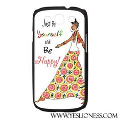"""Image of The """"Just Be Yourself..."""" Samsung Galaxy S3 Case"""