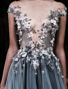 Imagem de fashion, dress, and flowers
