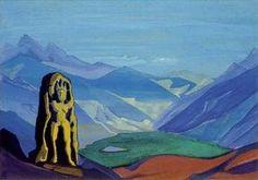 Nicholas Roerich (1874-1947, Russia)
