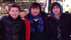 2 friends of alleged Boston bomber Dzhokhar Tsarnaev indicted