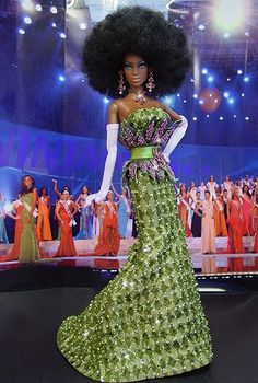 Miss Trinidad and Tobago