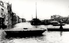 oud-beijerland overstroming 1954