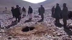 A woman has been stoned to death by a group of men identified as Taliban insurgents, after she was accused of adultery.Afghan official Abdul Hai Khateby, spokesman for the governor of cent. Pakistan, Us Flags, Spiegel Online, 7 Year Olds, Islam, Death, Women's Rights, Human Rights