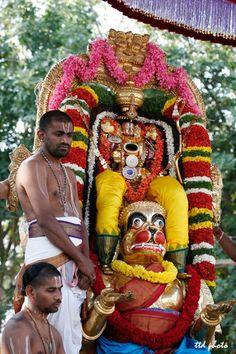 hanumantha-vahanam