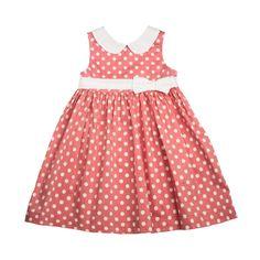 MALVI & Co. | Polka dots dress | TheMiniBag