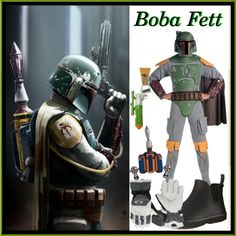 you can create your own Boba Fett costume guide by following these rules. Check it out over here: https://www.fjackets.com/blog/star-wars-costume-collection/