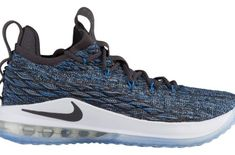 ee3669f81de The Nike LeBron 15 Low Signal Blue is a new colorway of the sneaker this  season and it s dropping on June
