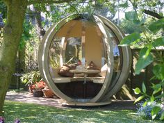 The G-POD Wins Best Outdoor Product at Dwell on Design | Inhabitat - Green Design, Innovation, Architecture, Green Building