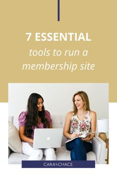 Read how Cara Chace decided to grow her Pinterest course into a membership site and where she launched the Pin Power Method. Discover the lessons Cara learned since launching and which 7 tools are essential to keep your membership site working well for both you and your members.