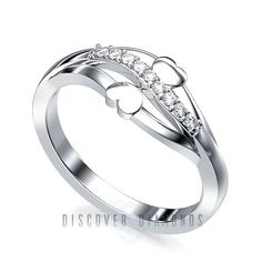 0.89 Ct Round Diamond 14k Solid White Gold Engagement Wedding Ring Certified #discoverdiamonds #Solitaire