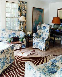 Interior Design: Justine Cushing