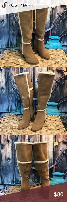 3bd7cdb20dfe Propet Women s Madison Tall Zip Narrow Medium Wide Winter Boots (Espresso)  - 11.0 2A. See More. NIB 7W Torrid Genuine Suede Shearling Boots Beautiful  ...