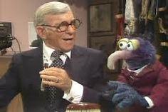 George Burns & Gonzo on The Muppet Show Marry Jane, George Burns, Fraggle Rock, The Muppet Show, Ensemble Cast, Jim Henson, I Love Lucy, Big Bird, Kermit