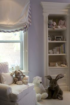Plum Furniture - McGill Design Group - Toronto - Canada - Interiors - Dering Hall - Kid's Room