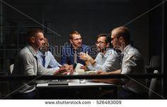 Night meeting