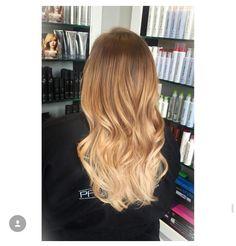 Gorgeous golden blonde xoloue melt