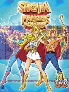 """she-ra   New Documentary by Andy Mangels — """"The Stories of She-Ra, Part 3 ..."""