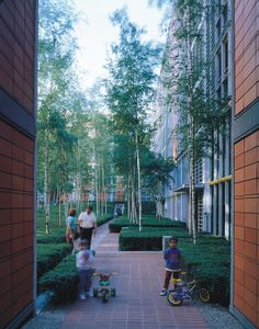 Immagini - Rue de Meaux Housing - Rpf