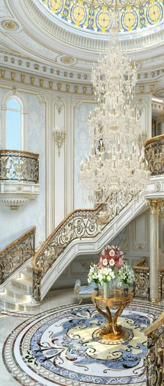 Exterior stairs architecture stairways entrance ideas for 2019 Luxury Homes Interior, Luxury Home Decor, Classic Interior, Modern Interior Design, Interior Staircase, Exterior Stairs, Stairs Architecture, Interior Architecture, Luxury Chandelier