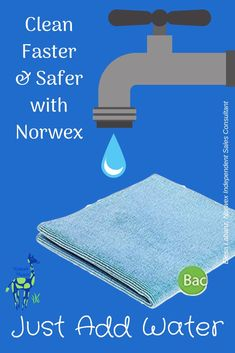 With Norwex you only
