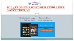 Is your Kindle device not powering on like it used to? Well, if truth be told, there are numerous other users like you, who have been facing unusual defects in their kindle device. Critical battery error, Wi-Fi connection issues, content errors, Kindle not powering on, etc. are the most common issues users encounterand find hard to ignore. In some cases,Kindle not powering on issues are manageable, while in other, this problem is hard to detect and resolve. However, before taking your device…
