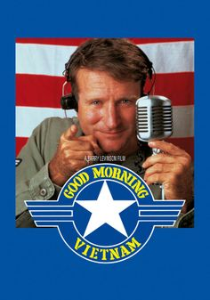 Academy Award winner Robin Williams shakes up 1965 Saigon as irreverent, non-conformist deejay Adrian Cronauer. Imported by the army for an early a.m. radio show, Cronauer blasts the formerly staid, sanitized airwaves with a constant barrage of rapid-fire humour and the hippest tunes from back home. The G.I.s love him – but the top brass is outraged. Riddled with side-splitting comic bombshells and studded with hot '60s hits, the film depicts Cronauer's raucous Saigon adventures and a world…