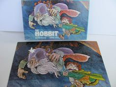 The Hobbit Jigsaw Puzzle: flippin love it!