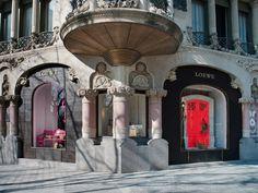 Loewe, Barcelona, by Peter Marino