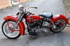 Harley Davidson Fl 74 Replica Midamerica Auctions