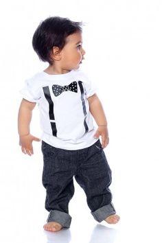 Тениска за бебета NECKTIE   Дрехи за бебета      Онлайн Магазин за Дамски Дрехи и Аксесоари 'Шопинг Терапия'