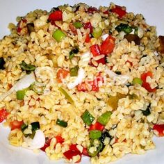 Fried Rice, Fries, Ethnic Recipes, Recipes, Bulgur, Stir Fry Rice
