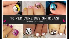 💕 Toenail Art Designs Compilation | Pedicure Compilation 💕 Toenail Art Designs, Pedicure Designs, Toe Nail Art, Toe Nails, Nail Art Videos, Art Tutorials, You Nailed It, Make It Yourself, Youtube