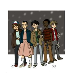 Stranger Things by M