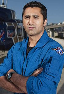 Cliff Curtis. you may woo me in your paramedic uni