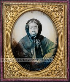 Woman wearing a cloak, Washburn & Company, New Orleans, Louisiana, c. This somberly dressed woman was probably one of thethousands of free people of color who lived in Louisiana. Medical Photography, Louisiana History, Tintype Photos, American Photo, History Books, Family History, Daguerreotype, Museum Exhibition, My Face Book