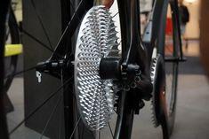 Новое железо  13-скоростной кардан от CeramicSpeed Unicycle 4a1b7be37