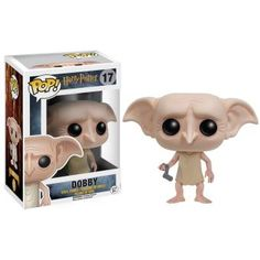 Funko Pop Movies Harry Potter Action Figure Dobby 849803065614 for sale online Dobby Harry Potter, Images Harry Potter, Harry Potter Pop, Harry Potter Dolls, Harry Potter Jewelry, Harry Potter Facts, Harry Potter Movies, Funko Pop Harry Potter, Toy Pop