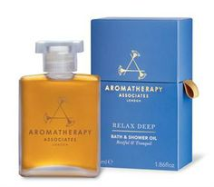 Aromatherapy Associates Deep Relax Bath & Shower Oil