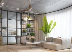 Stylish concrete ceilings are not a weekend DIY contender but they're well worth the effort! Once considered to be an unfinished feature, carefully crafted conc