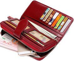 Top 10 Best RFID Wallets For Women